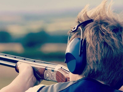 Clay Pigeon Shooting Experience in London