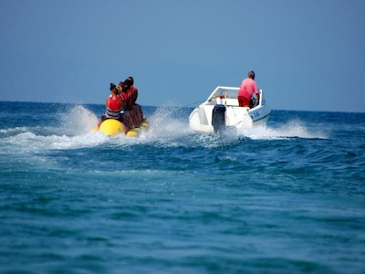 Rocket Boat Ride Experience in Albufeira