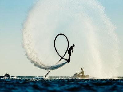 Dolphin Jet Pack in Riga