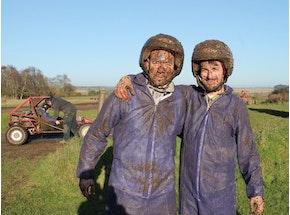 Mud Buggies & Clay Pigeon Shooting Experience in Newcastle