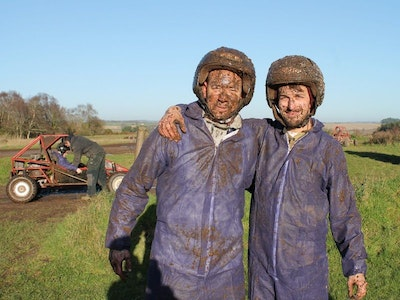 Rebel Buggies, Quad Bike & Clay Pigeon Experience in Bath