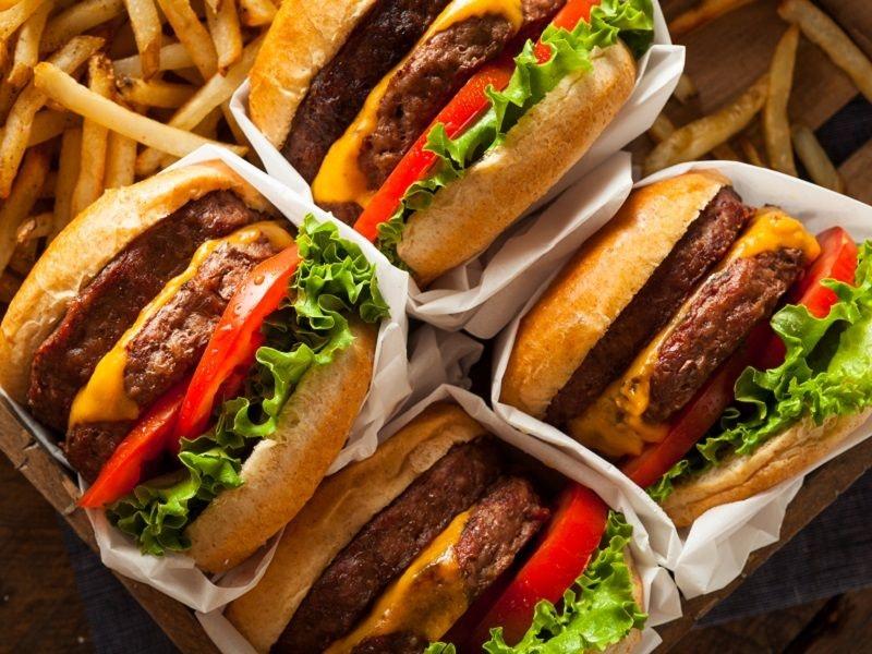 Food Challenge Stag Do