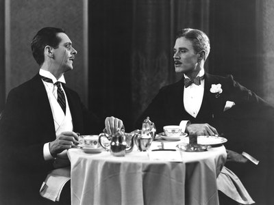 Gentlemans Afternoon Tea in Leeds