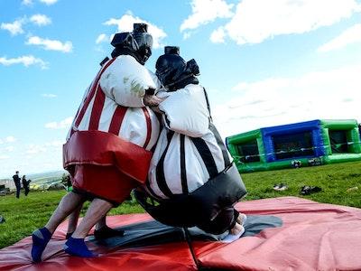 Geordie Games in Newcastle