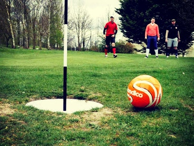 Xtreme Footgolf in Blackpool