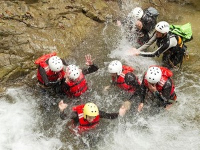 Half Day Gorge Walking Experience in Chester