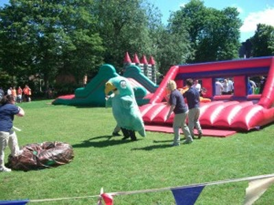 It's A Knockout in Nottingham