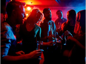 Friday Nightclub Entry