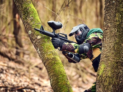 Full Day Paintballing Inc 100 Free Paintballs in York