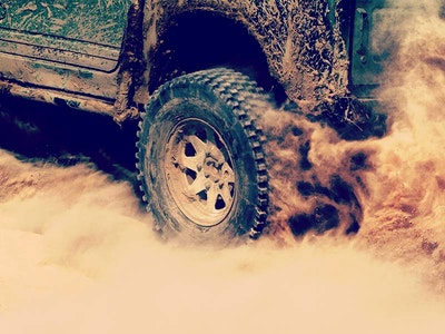 4x4 Off Road Driving Experience in Leeds