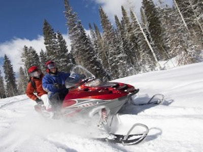 Snowmobile Ride Incl. Return Transfers in Sofia
