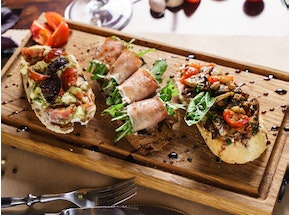 Three Course Meal Incl. Prosecco at Jamies Italian