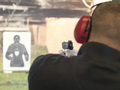 Pistols Shooting Package in Prague