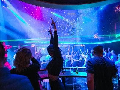 VIP Friday Club Entry in Riga