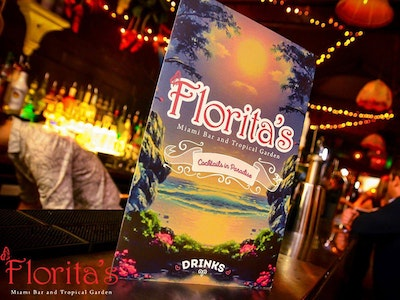 Friday Night Bar Entry to Floritas in Newcastle