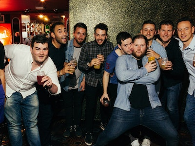 Guided Bar Crawl in Brighton