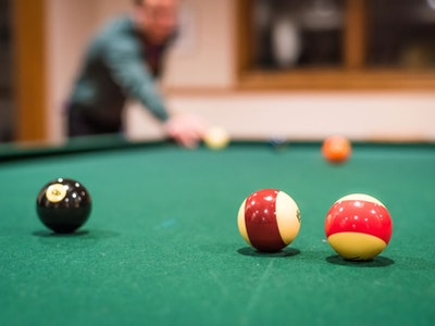 Pool Tournament incl. Welcome Drink in Marbella