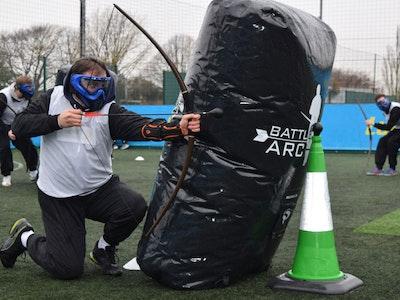 Xtreme Archery in Cardiff