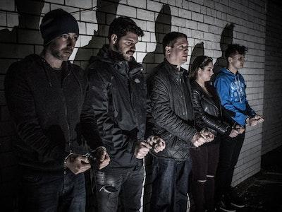 Horror Escape Room in Bristol