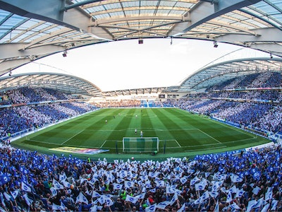Brighton Match Day Tickets in Brighton