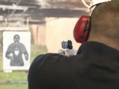 Shooting Pistols & Shot Gun - 23 Bullets Inc Return Transfers in Krakow