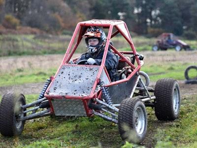 Mud Buggies & Clay Pigeon Shooting Experience in Bristol