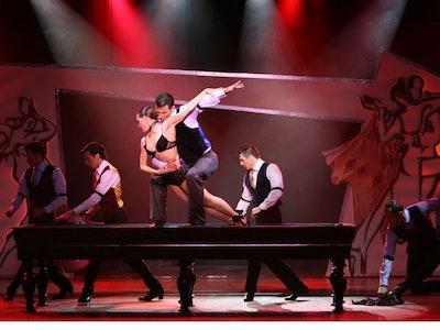 Benidorm Palace - Las Vegas Show in Benidorm
