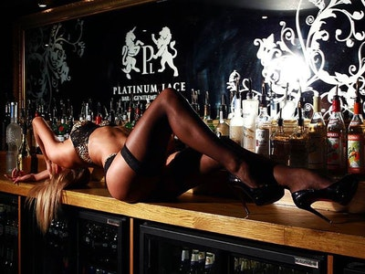 Friday Lap Dancing Entry in London