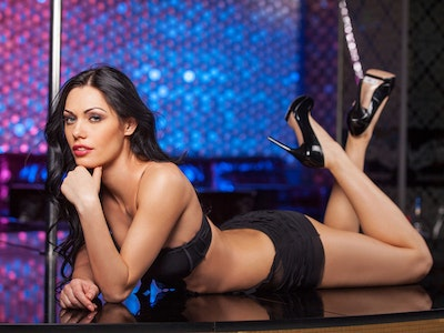 Saturday Lap Dancing Entry - Spearmint Rhino in London