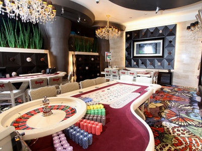 Casino Entry with Transfers in Riga