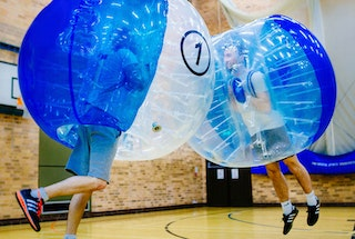 Bubble Football Package