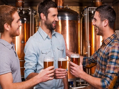 Amsterdam Brewery Tour Stag Weekend Package