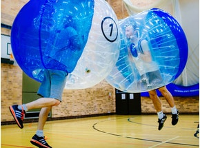 Bristol Bubble Football Stag Weekend Package