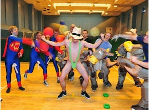 Oxford Dodgeball Stag Weekend Package*