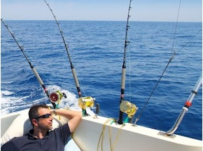 Brighton Fishing & Nightlife Package