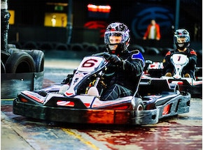Blackpool Go-Karting, Casino & Lap Dancing Package
