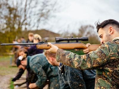 Gun Firing Package