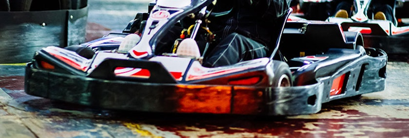 Nottingham Go-Karting, Casino & Lap Dancing Package
