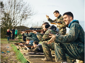 Bratislava Paintball Weekend Package
