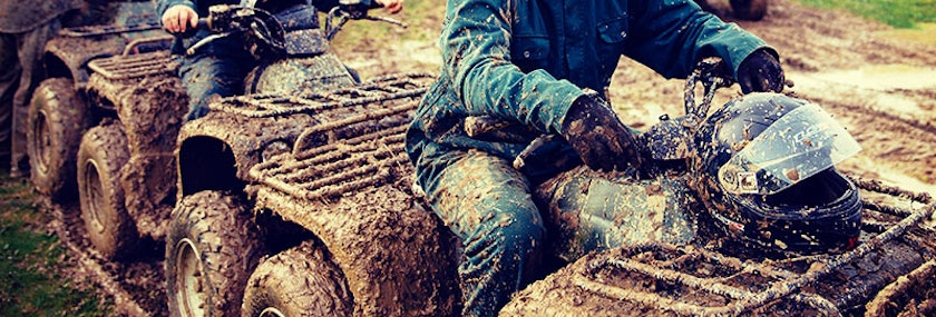 Budapest Quad Biking Stag Weekend Package
