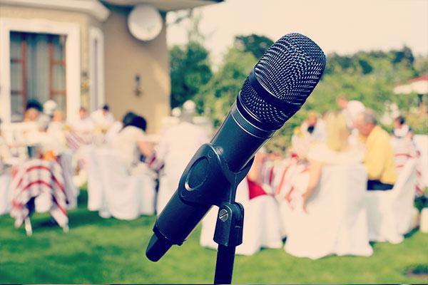 Best Man's Speech - Structure & Jokes