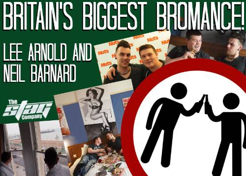 The Official Britain's Biggest Bromance: Lee and Neil