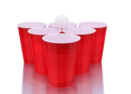 Stag Do Dare Of The Week: Get A Whole Pub Playing Beer Pong