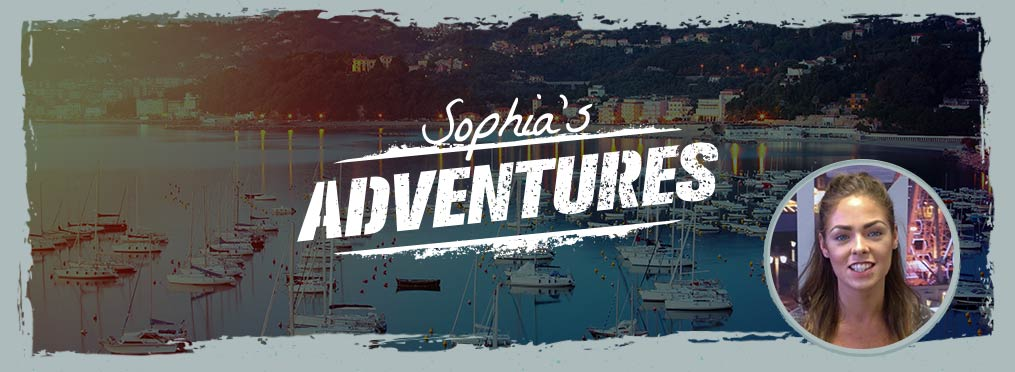 Sophia's Adventure - The Greatest Job In The World